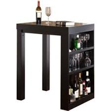 Wine Bar Table Pub Tables With Storage Foter