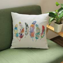 Feather Seat Cushions Compare Prices On Feather Decorative Pillows Online Shopping Buy