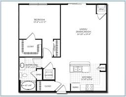 1 bedroom floor plan one bedroom floor plans google search floor plans pinterest