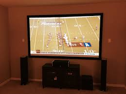 home entertainment ideas to watch the big game center stage a v