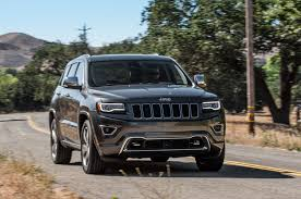 2014 jeep grand cherokee v 6 and v 8 first tests truck trend