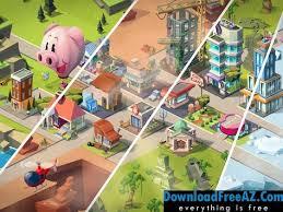 Download Design My Home Mod Apk Build Away Idle City Game V2 1 4 Apk Mod Hacked Unlimited Gems
