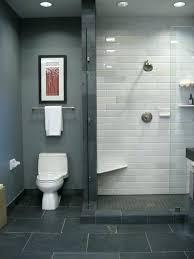 Slate Tile Bathroom Ideas Grey Slate Tile Bathroom Amazing Masculine Bathroom Ideas Light