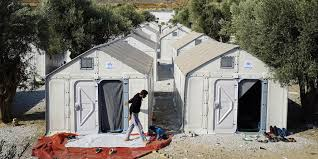 temporary housing ideas