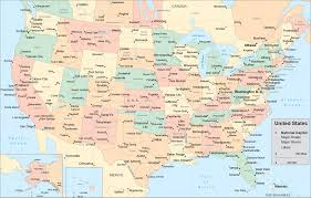 Detailed Map Of The United States Physical Map United States Blank Link To File Map Of Israels