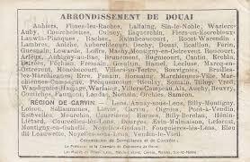 chambre de commerce douai banknote 10 francs douai city 1916