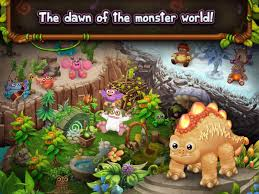 my singing monsters hacked apk apk my singing monsters dawnoffire for android