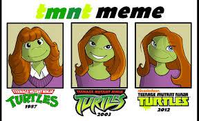 Tmnt Meme - tmnt style meme kallie by kalliandra8 on deviantart