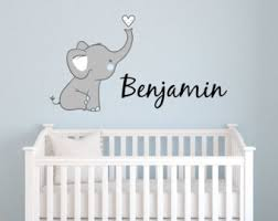 Nursery Wall Decals For Boys Wall Decal Inspiration Name Wall Decals For Nursery Personalized