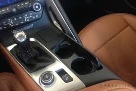 2014 corvette interior 2014 chevrolet corvette stingray term road test interior