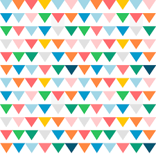 gift wrapping paper multi color triangles on white meinlilapark free printable