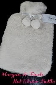 morgan u0026 finch water bottle cover w pom poms super soft warm