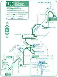 Amtrack Route Map by Bus Schedules Maryland Transit Administration