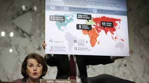map of canada us mexico and canada declared part of us homeland by senate maps rt