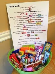 high school graduation present ideas graduation candy gift look at you smartie you skored