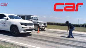 jeep grand mercedes performance shootout 2015 jeep grand srt vs mercedes