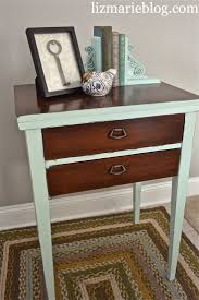Refurbished End Tables by 21 Best Sewing Table Ideas Images On Pinterest Painted Furniture