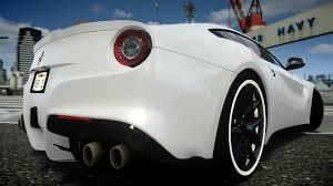 Ferrari F12 2008 - gta iv ferrari f12 berlinetta dmc crash testing youtube