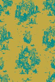 timorous beasties wallcoverings decouper 3 hand printed wallpaper