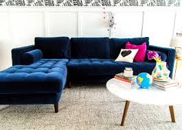 i need a sofa our living room reveal a subtle revelry