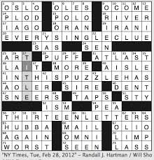 rex parker does the nyt crossword puzzle february 2012