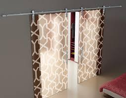 Diy Room Divider Curtain Inspirations Curtain Room Dividers For Diy Sliding Room