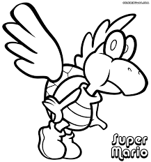 super mario coloring pages coloring pages to download and print