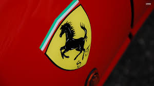 ferrari logo ferrari logo mobile hd desktop wallpapers 4k hd