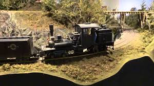 indoor g scale layout part 2