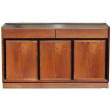 Sideboard Walnut Walnut Mid Century Modern Antique Sideboards U0026 Buffets Ebay
