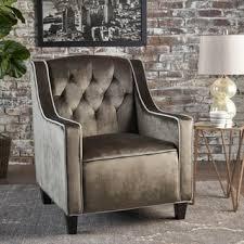 Armchair Velvet Velvet Living Room Chairs Shop The Best Deals For Nov 2017