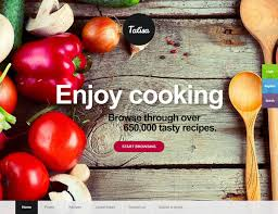 30 best food wordpress themes for sharing recipes 2018 athemes