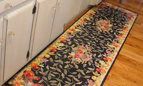 modern kitchen mat rugs black and white rug runner riveting black and white chevron