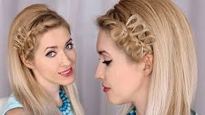 hair style kaise banaye ghar baithe easy hair style tips
