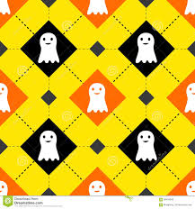 cute halloween ghost pictures cute halloween ghosts seamless pattern stock vector image 58458949