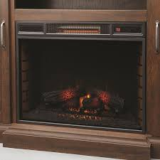 Rustic Electric Fireplace Home Decorators Collection Chestnut Hill 68 In Media Console