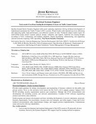 Sample Computer Engineering Resume Cover Letter Control Cover Systems Engineer Resume Letter Sample