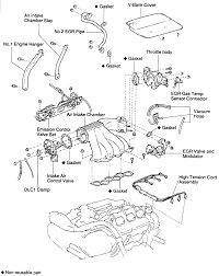1995 toyota camry removing air intake you have diagrams mechanical