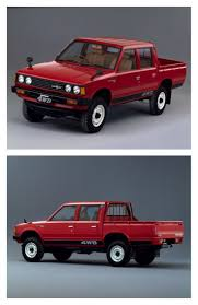 japanese nissan pickup datsun 720 double cab 4wd japanese minitrucks pinterest