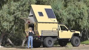 1988 jeep comanche sport truck jeep comanche camper self build heavily modified youtube