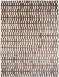 Modern Rug Patterns Zip Pattern Aloe Silk Rug From The Warli Paolo Zani Rugs