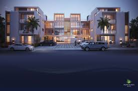 1 2 or 3 bedrooms apartments in the residential complex sunmare