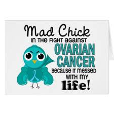 fight ovarian cancer cards invitations greeting photo cards