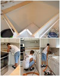 cabinet space how to add additional cabinet space to your kitchen sew woodsy