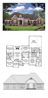 french country house plans with porches 52 best french country house plans images on pinterest french
