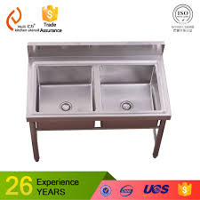Wholesale Kitchen Sinks Stainless Steel by Double Bowl Stainless Steel Kitchen Sink Stainless Steel China