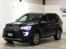 Ford Explorer Exhaust - used 2017 ford explorer for sale west chicago il