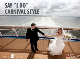 carnival cruise wedding packages carnival wedding packages