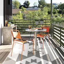 Outdoor Balcony Rugs Furnishing Around Art Balcony U0026 Patio Ideas U2013 Artloft