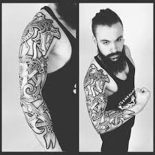 380 besten tattoos celtic norse bilder auf pinterest